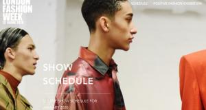 伦敦时装周将于6 月在线上举行 男女装会合并展示