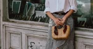 这样穿裙子+小白鞋,就是比别人时髦好看!!